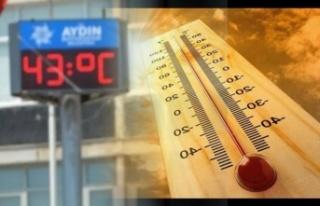 Sıcaklık artıyor, Türkiye kavruluyor