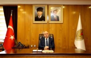 Vali Ömer Faruk Coşkun'dan Kurban Bayramı...