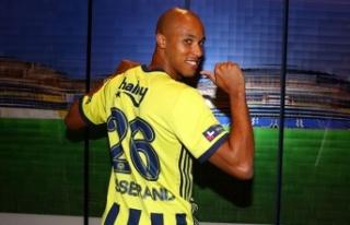 Fenerbahçe'ye gelmek istiyordum