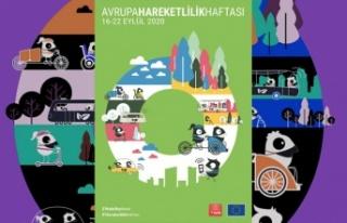 KMBB'den Avrupa Hareketlilik Haftası etkinlikleri