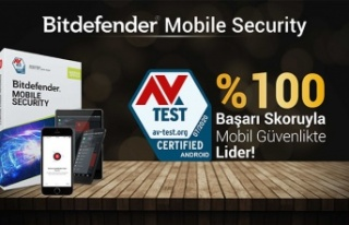 Telefonların güvenliği Bıtdefender Antivirüs'e...