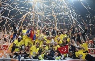 THY Avrupa Ligi'nin basketteki en başarılı...