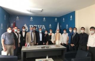 """CHP İl Başkanından Deva Partisine """"hayırlı..."""