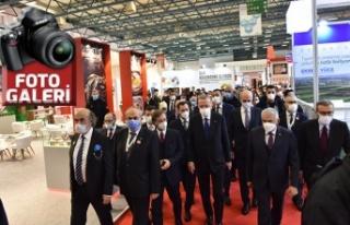 Cumhurbaşkanı Erdoğan, MÜSİAD EXPO 2020'yi...