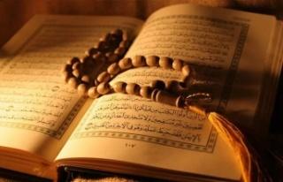 """""""(Halbuki) büyük Arş'ın sahibi olan Allah'tan..."""