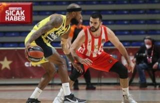 Fenerbahçe Beko, Kızılyıldız'ı son saniyede...