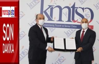 KMTSO ve Halk Bankası KOBİ'ler için finansman...