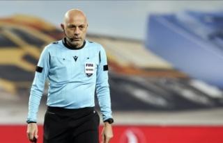 IFFHS, Cüneyt Çakır'ı 21. yüzyılın en...