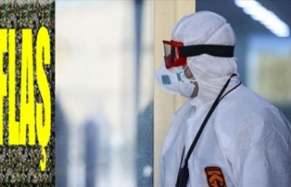 Koronavirüsten dün 77 kişi öldü…