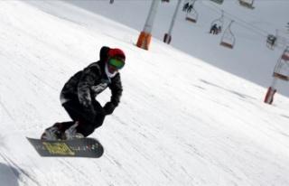 Lisanslı kayakçı sayısı 3 yılda yüzde 150 arttı