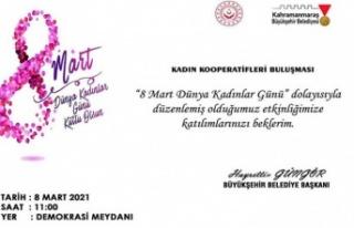 Büyükşehir Belediyesi, Kadınlar Günü programı