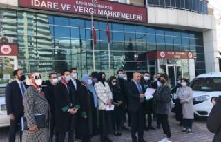 Deva Partisi Teşkilatı İstanbul Sözleşmesinin...