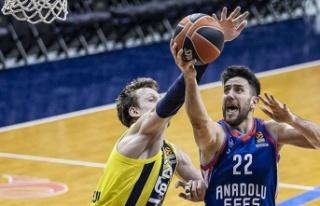 Anadolu Efes ve Fenerbahçe'nin play-off programı