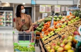 Bölgemizde tüketici fiyat endeksi aylık % 0,96