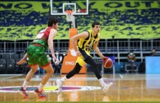 Fenerbahçe Beko-Pınar Karşıyaka: 117-59