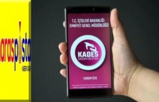 KADES Uygulamasını 2 Milyona Yakın Kadın İndirdi