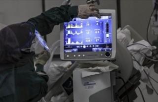 Koronavirüsten 341 kişi hayatını kaybetti