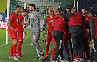 Lider Beşiktaş kritik maçını kazandı