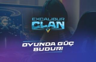 Oyuncuların yeni topluluğu Excalıbur Clan yayında!