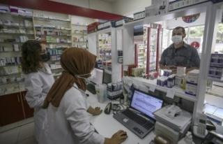 Pandemi süresinde sağlık sistemine 7 milyar lira...