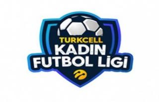 Turkcell Kadın Futbol Liginde çeyrek final eşleşmeleri...