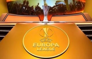 UEFA Avrupa Ligi'nde yarı final heyecanı yarın...