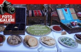 Ünlü Türkücü Sevcan Orhan Mutfak Müzesi'ne...