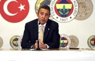 Koç, Fenerbahçe'de başkanı adayı oldu…