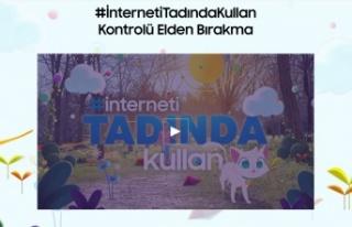 Ebeveynlere çocuklarını internette korumak için...