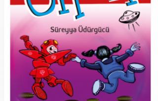 Edebiyatın Başkenti'nden iki yeni kitap: OH-X...