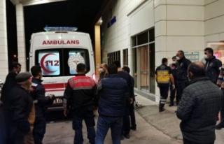 Eski muhtar 2 kişiyi vurdu, olay yerinde kalp krizi...