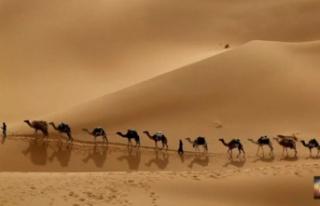 İlahi: Medine'ye giden kervan!