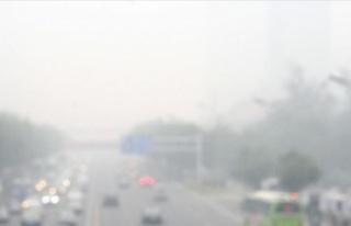 Kapanmada hava kirliliği yüzde 30'dan fazla...