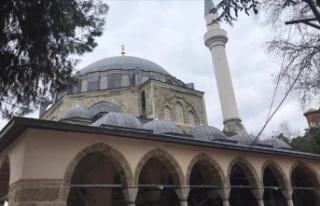Restorasyonu tamamlanan 10 camide yeniden ezan sesi...
