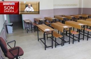 Cemal Yılmaz: Okullarımız LGS'ye hazır
