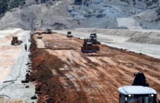 Çetintepe Barajı tarımsal ekonominin can damarı...