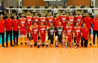 Filenin Efeleri, Estonya'yı yenerek finale yükseldi