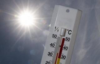 Hava sıcaklığıyla güneş çarpması da artıyor