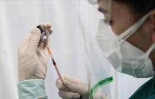 Kovid-19'da uygulanan aşı miktarı 31 milyon...