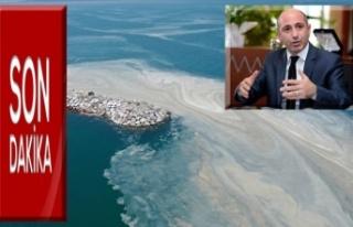 """""""Marmara Denizi foseptik çukuru haline getirilmiş"""""""