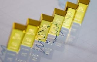 Türkiye'den 1,2 milyar dolarlık altın, 2,8...