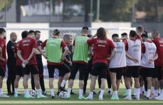 Türkiye, EURO 2020 hazırlığı için Moldova karşısında