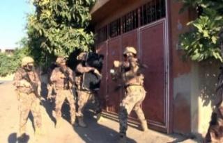 Uyuşturucu satıcılarına operasyonda 4 kişi tutuklandı