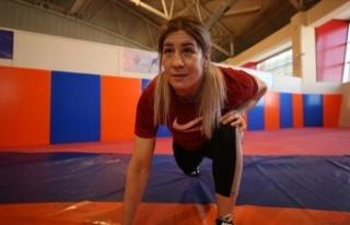 Yasemin Adar'ın hedefi olimpiyat şampiyonluğu