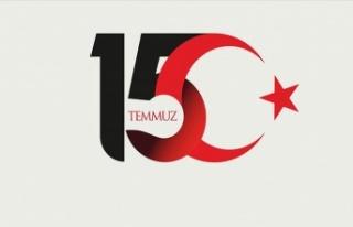 15 Temmuz Demokrasi ve Milli Birlik Günü Kahramanmaraş...