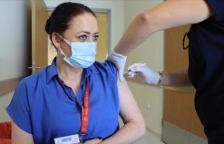 3. doz aşı için bugünden itibaren randevu alınabilecek