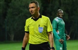 Abdulkadir Bitigen'e UEFA Avrupa Konferans Ligi...