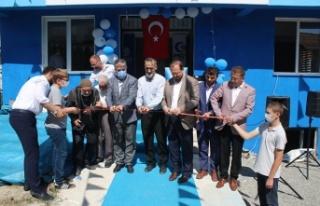 AGD Emet ve Domaniç Hizmet Binaları açıldı