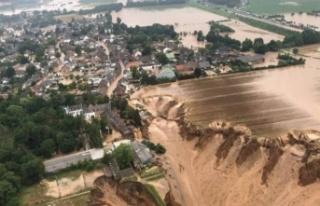 Atmosferde artan su buharı sel ihtimalini artırıyor
