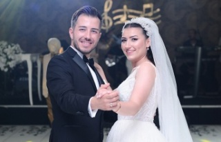 Cana ile Mustafa mutluluğa 'Evet' dedi
